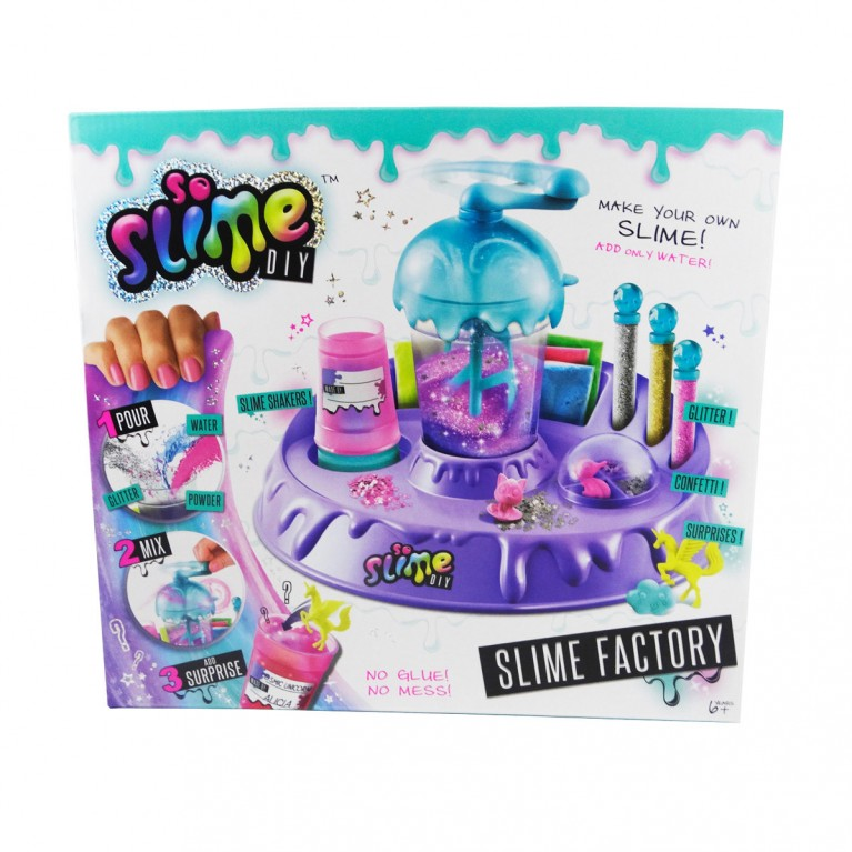 So slime DIY Factory(New products in May, Presell.)