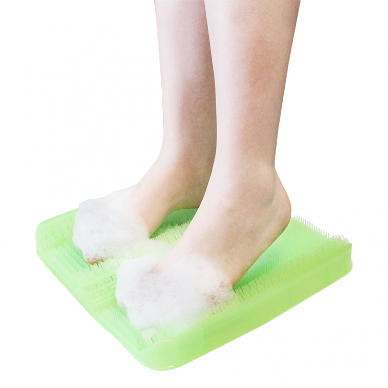 Have you ever washed the back of your feet?GR