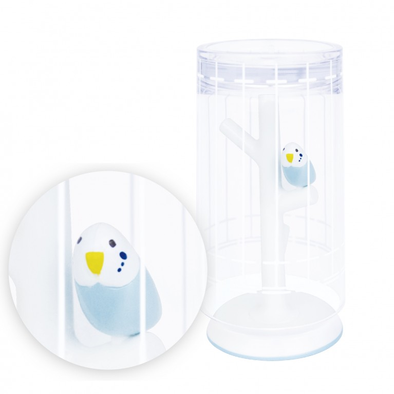 Gargle cup stand Budgie BL