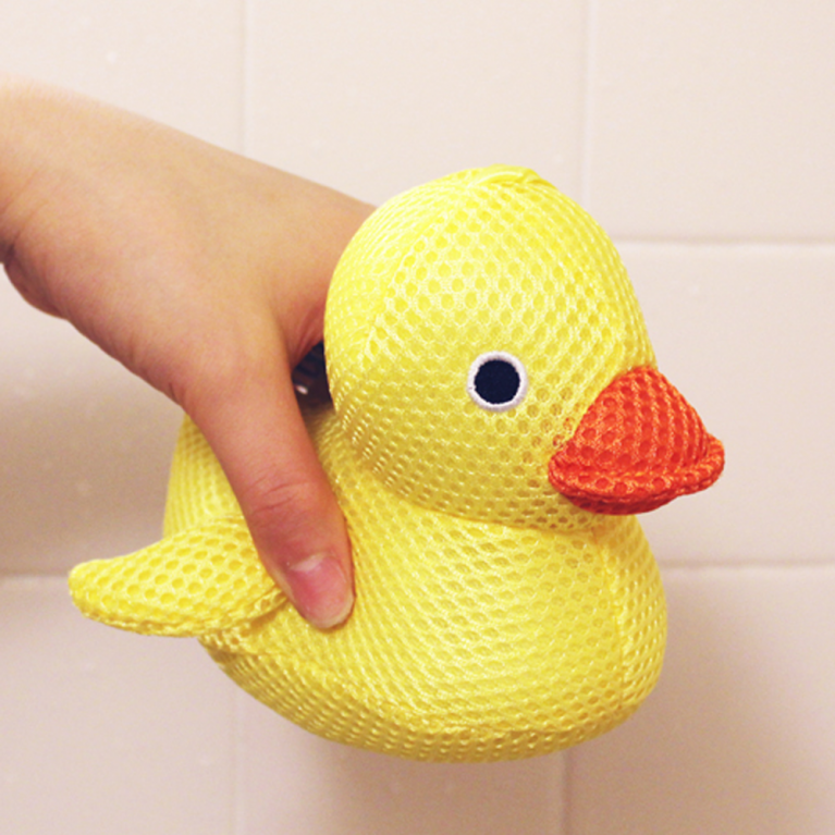 Bath Gurumi Duck