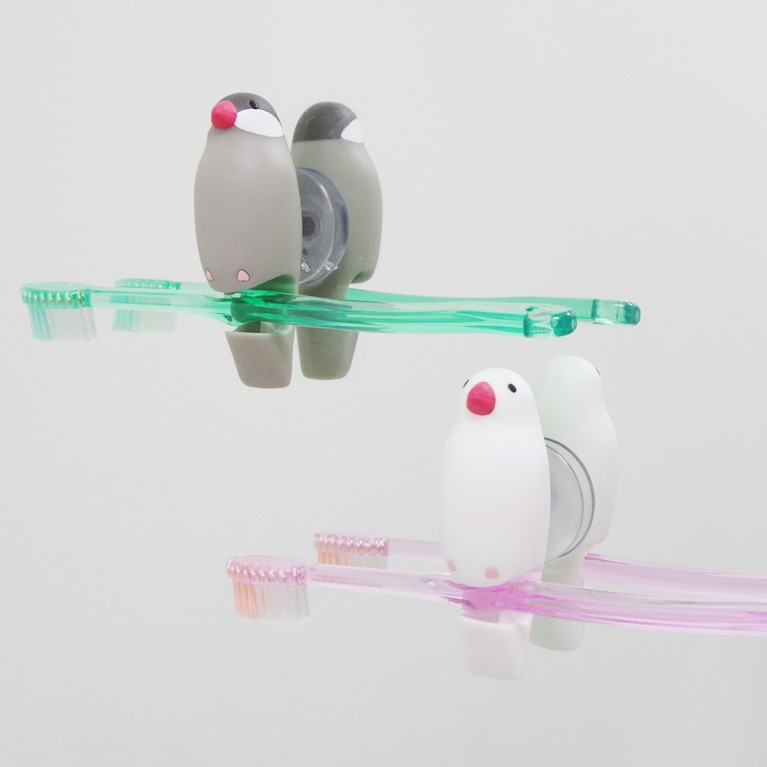 Toothbrush holder animal serise (Sparrow)