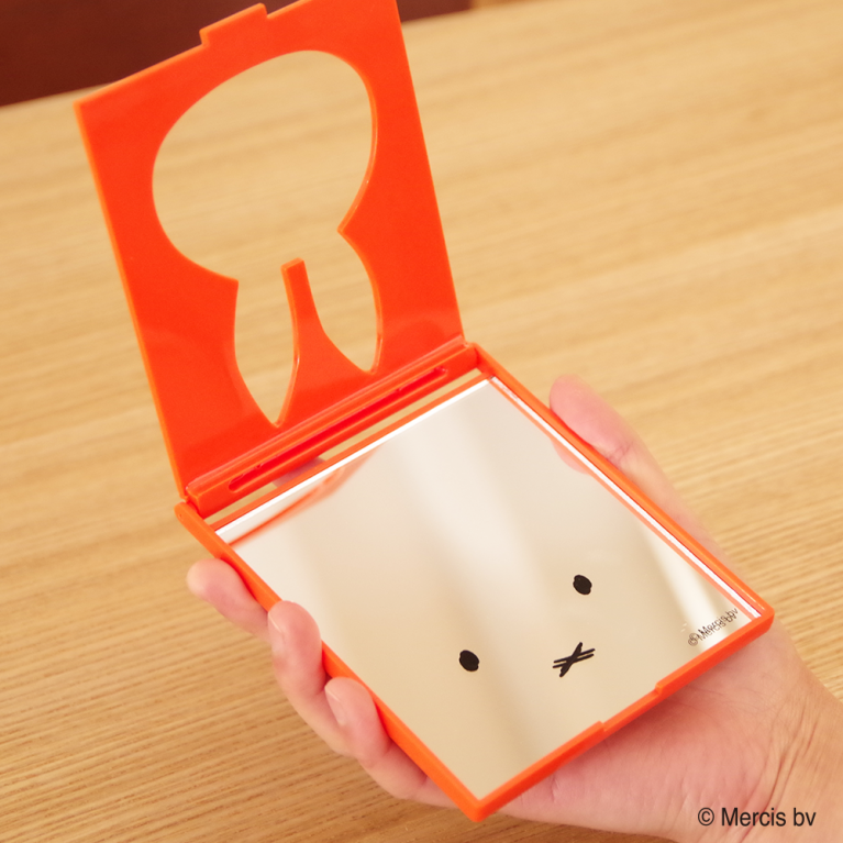 Miffy die-cut mirror