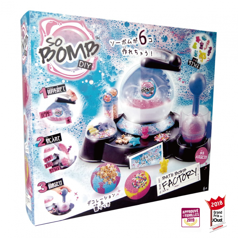 So Bomb DIY -Bathbomb Factory(New products in August, Presell.)