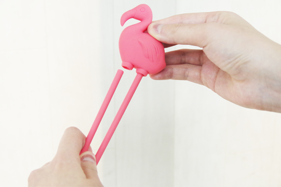 FLAMINGO CHOPSTICKS PK